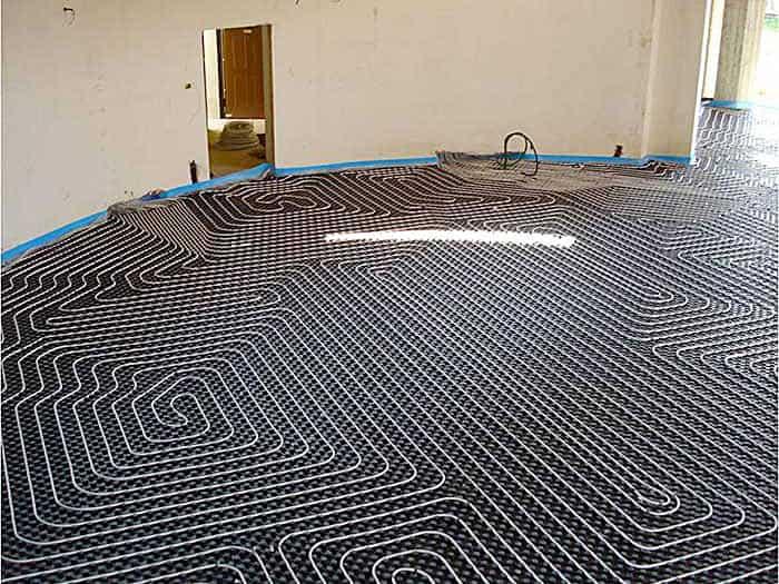 Installazione Impianto riscaldamento a pavimento